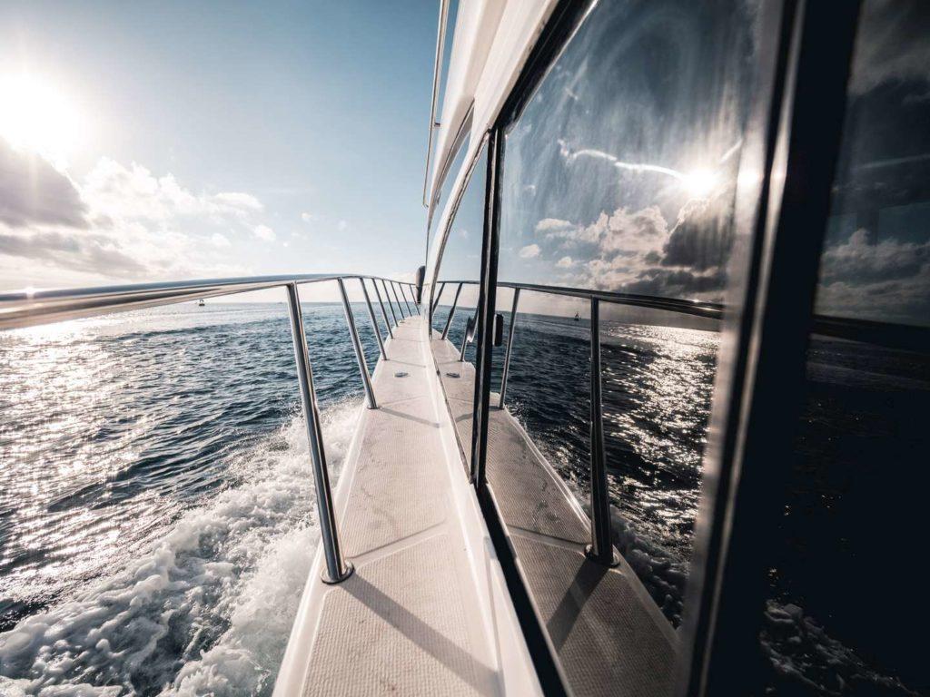 Accura 55 sailing