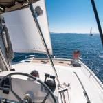 Bali 4.3 sailing