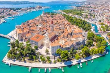How to Sail in Trogir Dalmatia