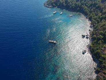 Boat & Yacht Hire in Bodrum Turkey