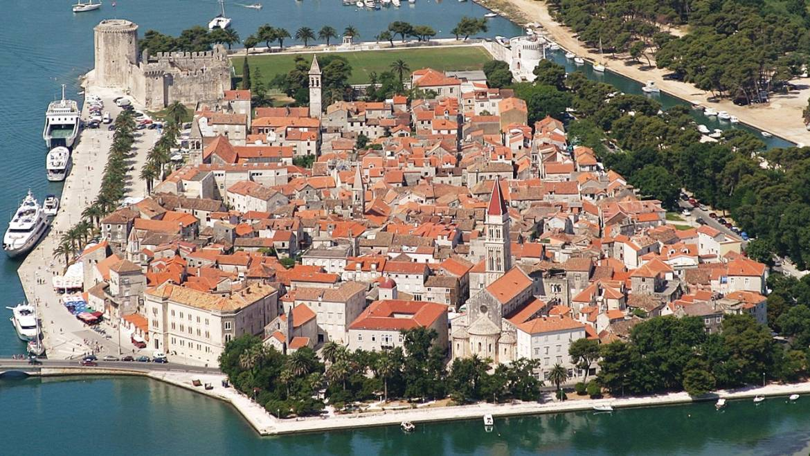 Sailing Holiday in Seget Donji Croatia Summer 2020