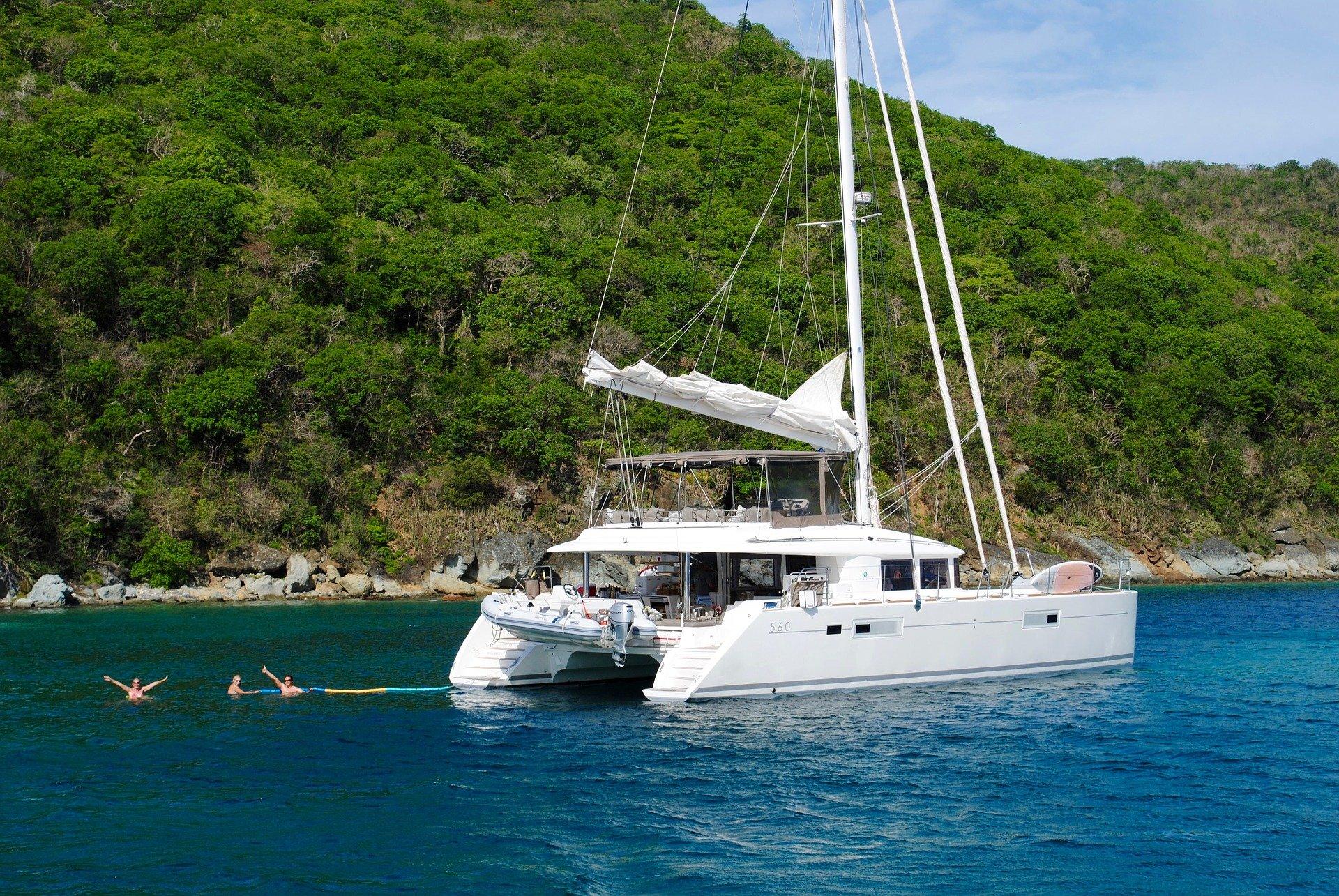 60ft catamaran
