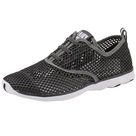 Aleader Men's Quick Drying Aqua Water Shoes