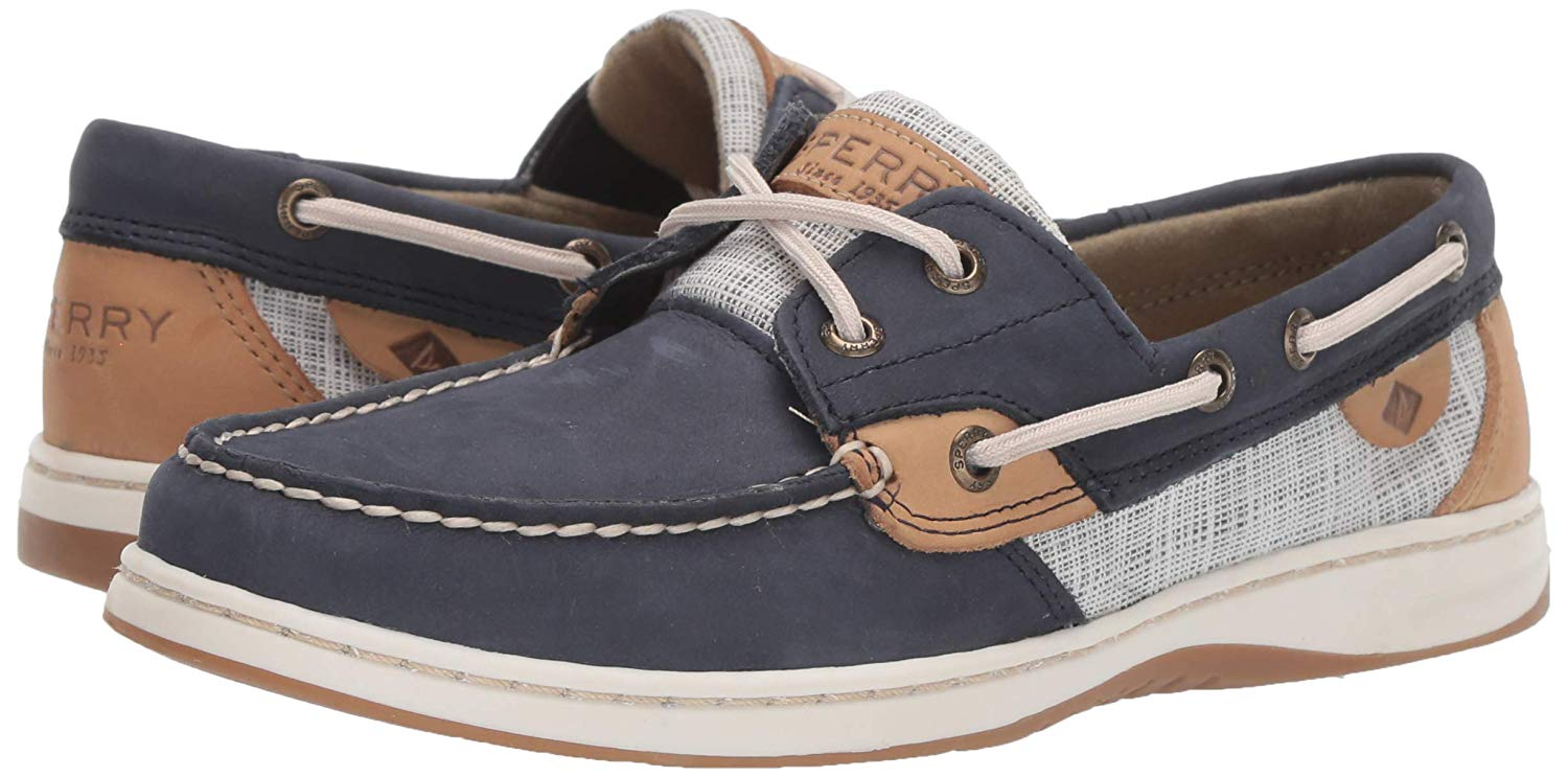 Sperry Top-Sider Women's Bluefish Two-Eye Boat Shoe