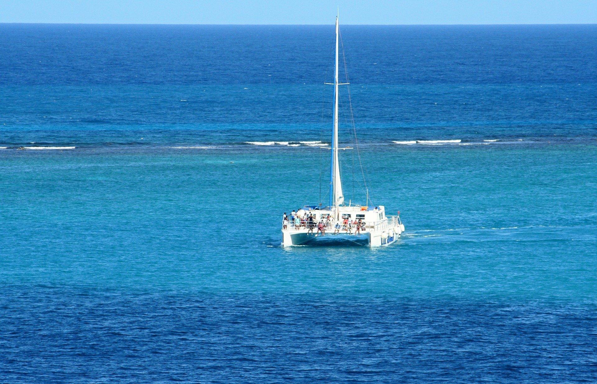 caribbean catamaran