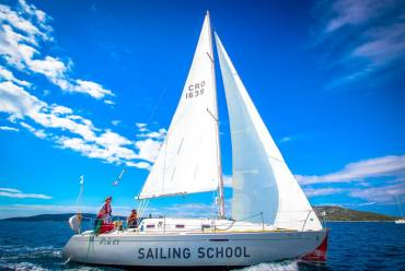 How do You Learn to Sail a Boat?
