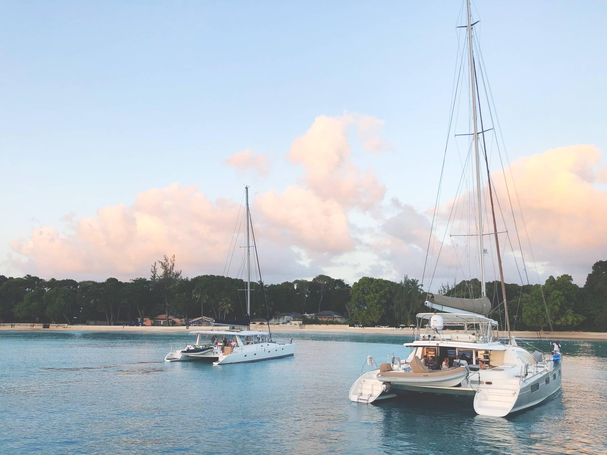 patrick lalonde catamarans